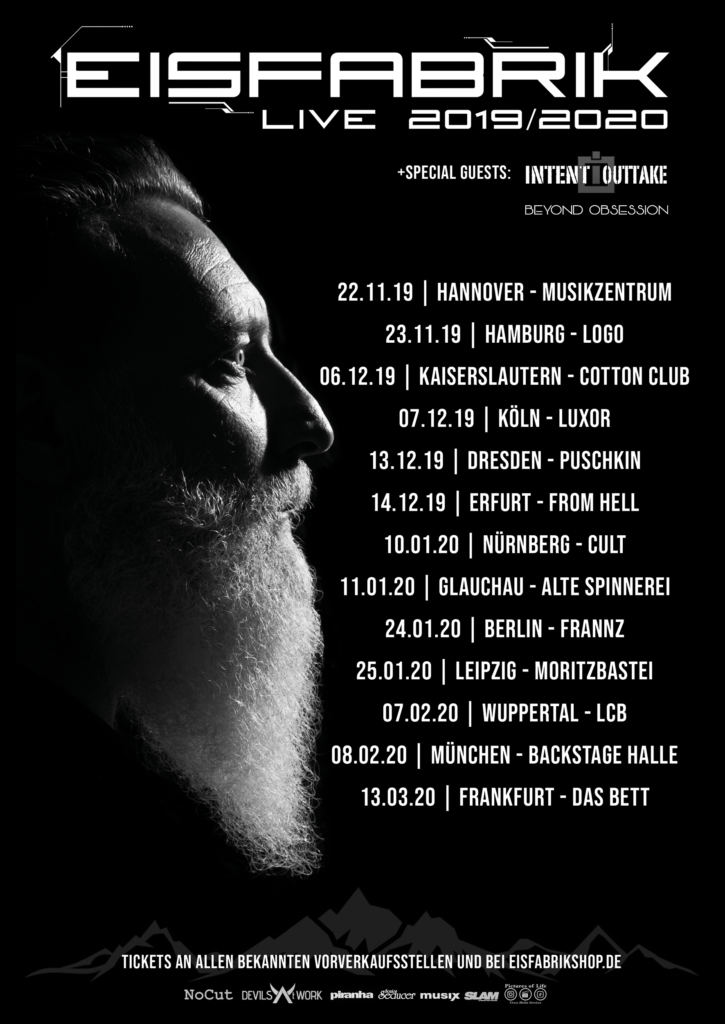 Kryothermalfeste Tour 2020
